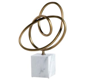 interlude.home.boucle.knot.antique.brass.accessories.accessories.decorative.objects.metal.stone.1496623896